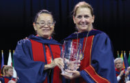 Yeu-Tsu Margaret Lee, MD, FACS, receives Dr. Mary Edwards Walker Inspiring Women in Surgery Award